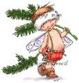 Winter Fairy Manty