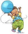 Celebrating 1 boy c