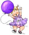 Celebrating 1 girl