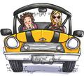 Jill Driving