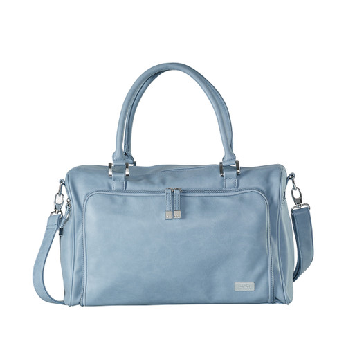 Isoki Double Zip Satchel Eden