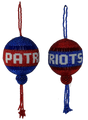 New England Patriots with more of solid colors.