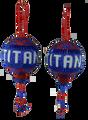 Tennessee Titans   Ornament