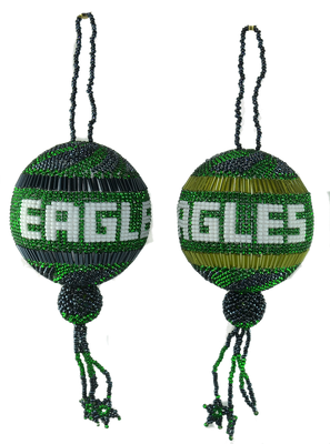 Philadelphia Eagles Christmas Ball