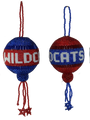 Wildcats in Red, White and Blue