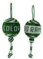 Colorado State Ram's  Christmas Ornament