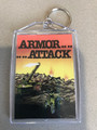 Cinematronics ARMOR ATTACK Key Chain Flyer
