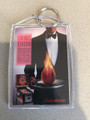 Bally / Midway FIREBALL CLASSIC Pinball Machine Key Chain Flyer