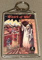 Midway WIZARD of WAR  Key Chain Flyer