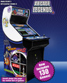 Arcade Legends 3 Arcade Game **130 Games**