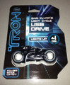 TRON Light Cycle USB Drive - 4 GB - Lights Up