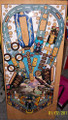 Sega HARLEY DAVIDSON Pinball Machine Playfield