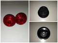 Gottlieb MAD PLANETS Spinner & Buttons