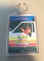 Leland Ivan Stewart's OFF ROAD Key Chain Flyer