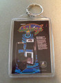 Midway GALAGA Key Chain Flyer