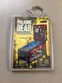 Stern The Walking Dead Pro Model Pinball Machine Key Chain Flyer