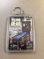 Stern The Walking Dead LE Model Machine Key Chain Flyer