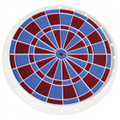 Spider & Segment Kit (Red/Blue) for Valley Dart Board