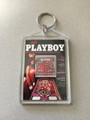 Bally PLAYBOY Key Chain Flyer