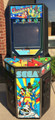 Sega QUARTET Arcade Game ~~ 4 Player Arcade Game