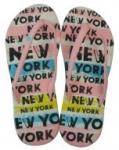 NYC Flip Flops