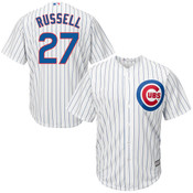 Addison Russell Jersey - Chicago Cubs Replica Adult Home Jersey