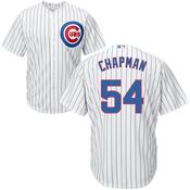 Aroldis Chapman Jersey - Chicago Cubs Replica Adult Home Jersey
