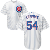 Aroldis Chapman Youth Jersey - Chicago Cubs Replica Kids Home Jersey