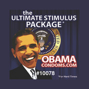 The Ultimate Stimulus Package Obama Condom