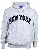 New York Ash Hooded Sweatshirt