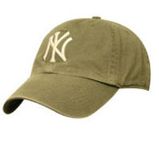 "Yankees Moss ""Franchise"" Fitted Cap"
