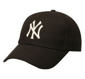 "Yankees Black ""MVP"" Adjustable Cap"