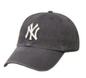 """Yankees Navy """"Cleanup"""" Adjustable Cap"""