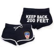 FDNY Navy Hi-Cut Shorts