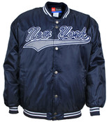 New York Navy Bomber Jacket