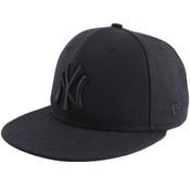 New Era Yankees 59FIFTY Black/Black Tonal Cap