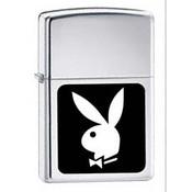 Playboy In Black & White Zippo