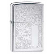 Venetian High Polish Chrome Zippo