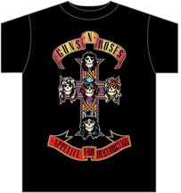 Guns and Roses Mens Tee