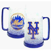 New York Mets Freezer Mug