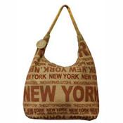 Robin-Ruth NY Beige/Brown Luxury Bag