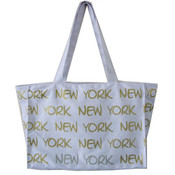 Robin-Ruth NY White Tote Bag
