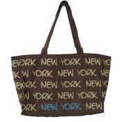 Robin-Ruth NY Brown Tote Bag