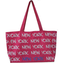 Robin-Ruth NY Hot Pink Tote Bag