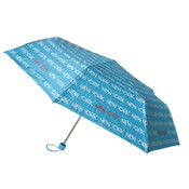 New York Lt. Blue Umbrella