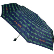 New York Navy Umbrella