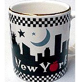 NYC Skyline 11oz. Mug