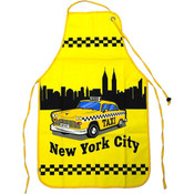 NYC Taxi Apron