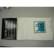 NYC Skyline Embroidered Kitchen Towel