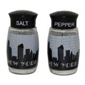NYC Skyline Salt & Pepper Shakers